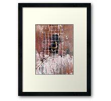 Rusty Sky Framed Print