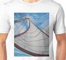 Sailing wind Unisex T-Shirt