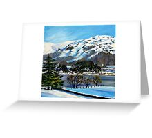 Windermire. Greeting Card