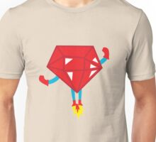 Ruby power Unisex T-Shirt