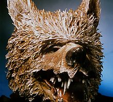 Big Bad Wolf Mask by bhutch7