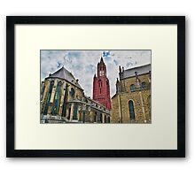 Basilica NETHERLANDS Framed Print