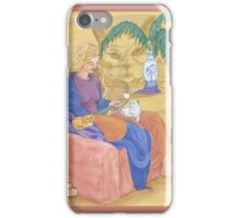 Sympathetic Magic Spell/Kitties Cast a Spell iPhone Case/Skin