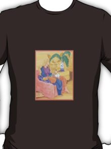 Sympathetic Magic Spell/Kitties Cast a Spell T-Shirt