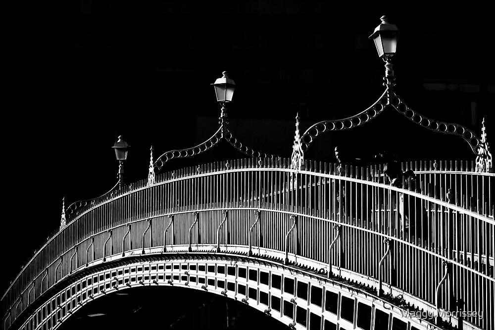 Ha'penny Bridge, Dublin by Maggy Morrissey