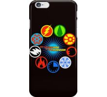 DC's Legends of Tomorrow (Ring Version) iPhone Case/Skin