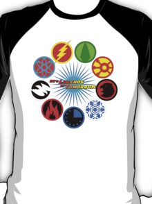 DC's Legends of Tomorrow (Ring Version) T-Shirt