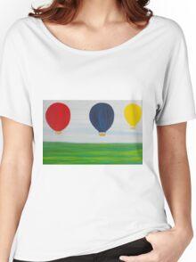 Hot air balloon Women's Relaxed Fit T-Shirt