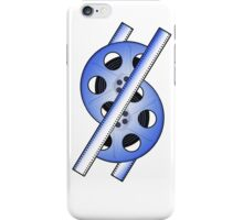 The 50 Fifty Reel Logo iPhone Case/Skin