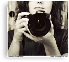 I Fancy Me Some Photography Canvas Print