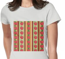 More Apples! Womens Fitted T-Shirt