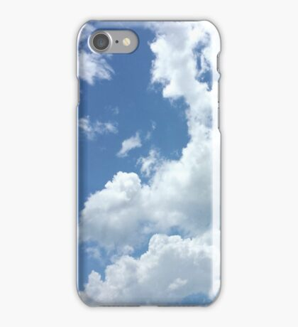Look up, Once in a While iPhone Case/Skin