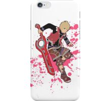Shulk - Super Smash Bros iPhone Case/Skin