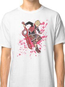 Shulk - Super Smash Bros Classic T-Shirt