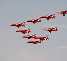 Reds Formation by Richard Horsfield