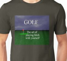 Golf Unisex T-Shirt