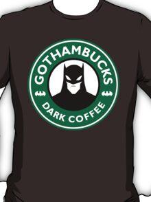 Batman - Starbucks Parody T-Shirt