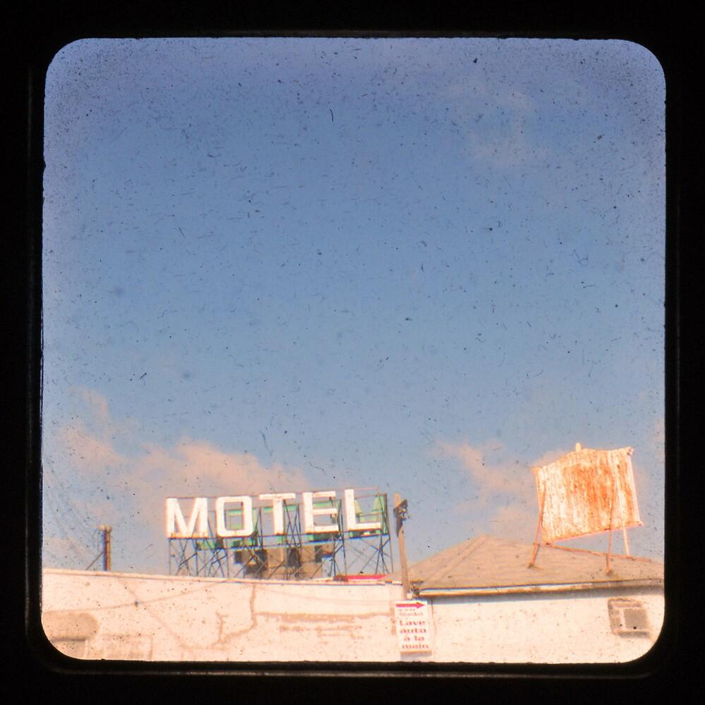 Motel Blues by gbrosseau
