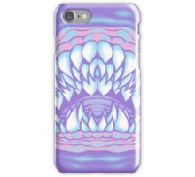 Pastel Beast Teeth iPhone Case/Skin