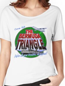 Bermuda Triangle Women's Relaxed Fit T-Shirt