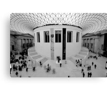 The Great Court Canvas Print