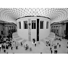 The Great Court Photographic Print