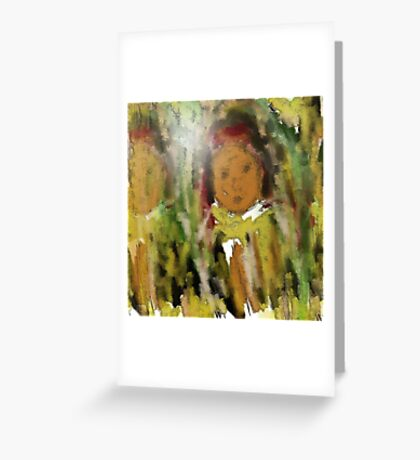 Childs Greeting Card