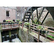 Maastricht Bakery Mill NETHERLANDS Photographic Print