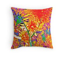 Dandy Day Throw Pillow
