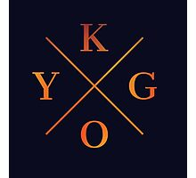 KYGO Shirt Black Photographic Print