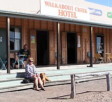 """""""The Walkabout Creek Hotel"""" by Forto"""