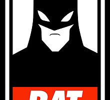 Batman - OBEY Parody by liam175
