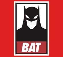 Batman - OBEY Parody Kids Clothes