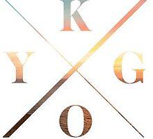 KYGO Shirt White by billybob28