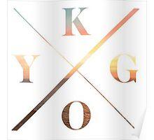 KYGO Shirt White Poster