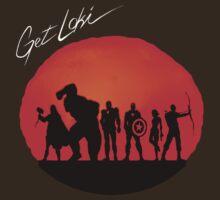 Get Loki T-Shirt