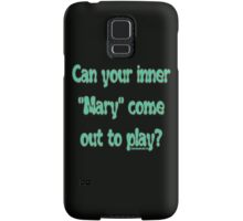 INNER MARY Samsung Galaxy Case/Skin