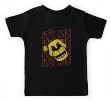 Five Nights At Freddy's It's Me Golden Freddy Kids Tee
