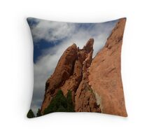Garden of the Gods 3 Throw Pillow