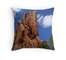 Garden of the Gods 2 Throw Pillow