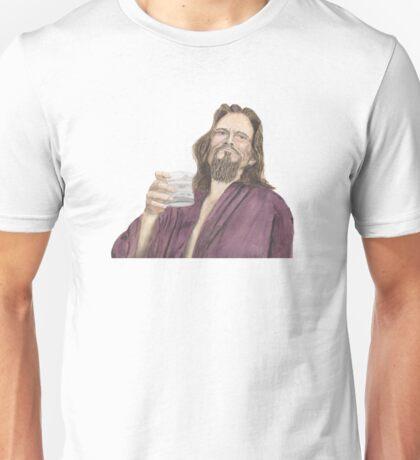"Jeffrey ""the Dude"" Lebowski Unisex T-Shirt"