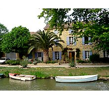 Canal House Photographic Print