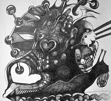 The Snail. by nawroski .