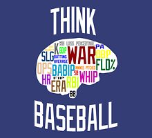 Think Baseball Unisex T-Shirt
