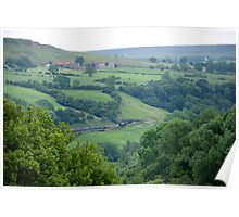 NYMR> Road To Goathland. Poster