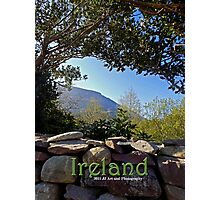 Ireland - Ring of Kerry Cover Photographic Print