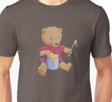 Oil Bear (No Text) Unisex T-Shirt