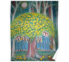 """The sacred lemon Tree"" Poster"
