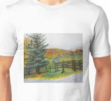 Eastern Townships, Ontario, Canada Unisex T-Shirt