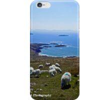 Ireland - Ring of Kerry Sheep iPhone Case/Skin